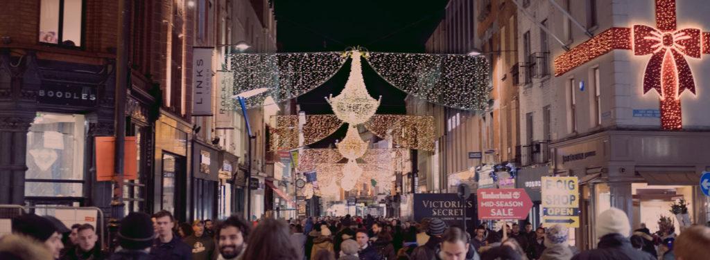 acciones para vender más en navidad en retail